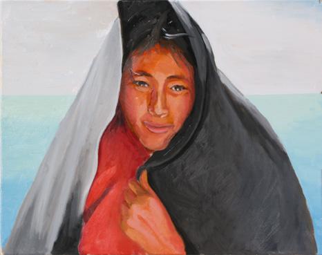 アラプリマ:インディオの少女