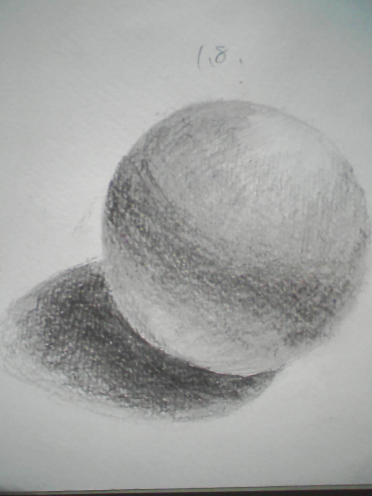 想定の球2