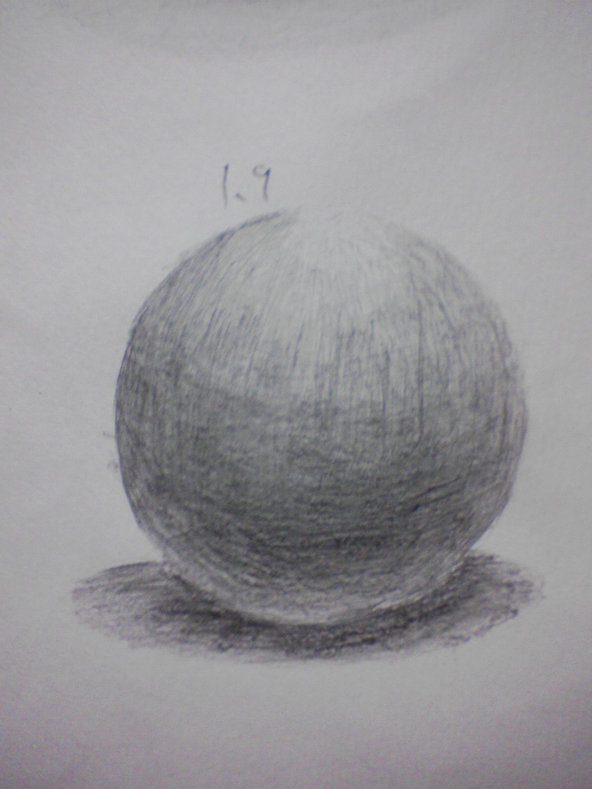 想定の球3