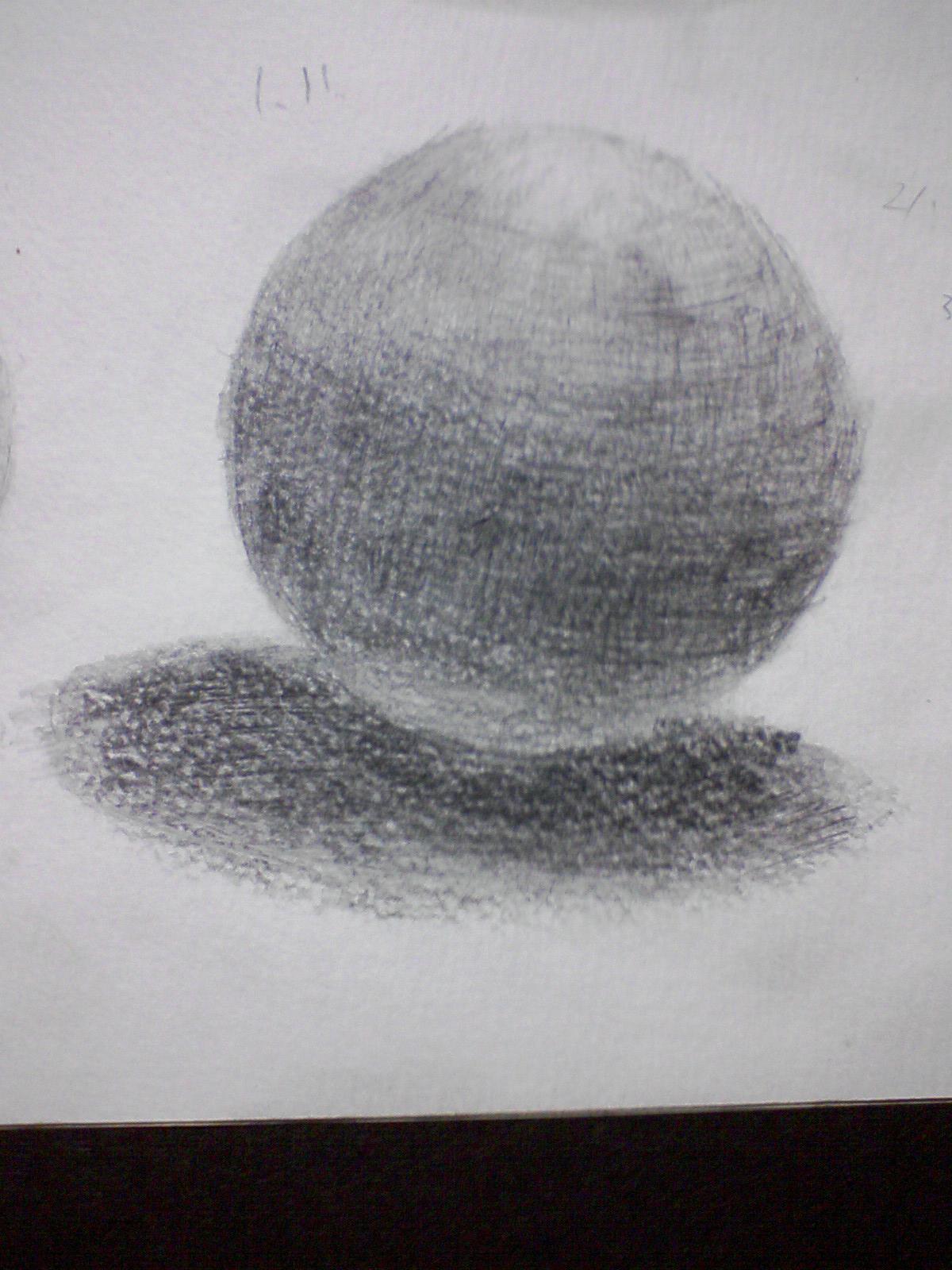 想定の球4