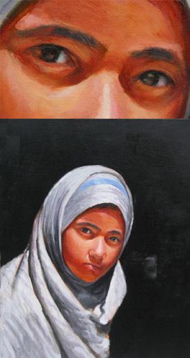 Re: アラブの少女