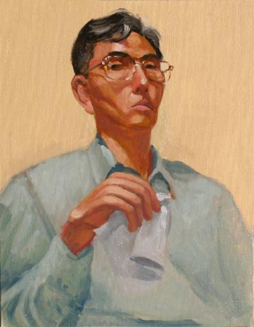 ポエショッドによる自画像(f8)