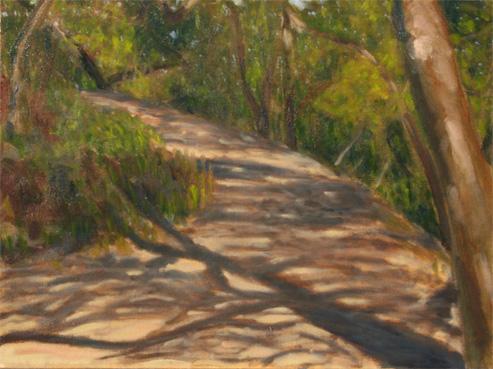 Re: トレイルへの坂道