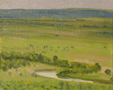 ポエショッドによる湿原
