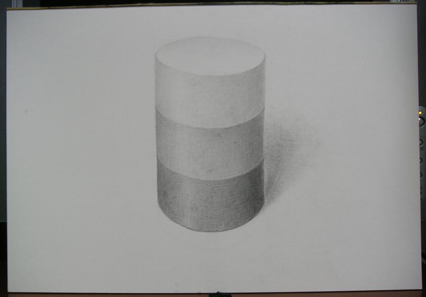 円柱(マーブル)