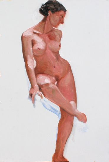 ポエショッド:裸婦3