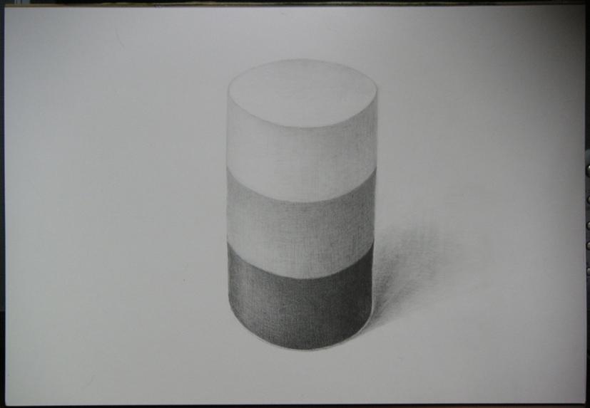 円柱(マーブル)2