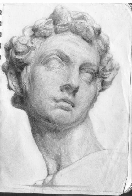 Re: 石膏像