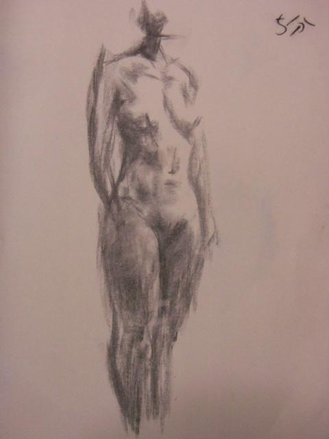 Re: 裸婦