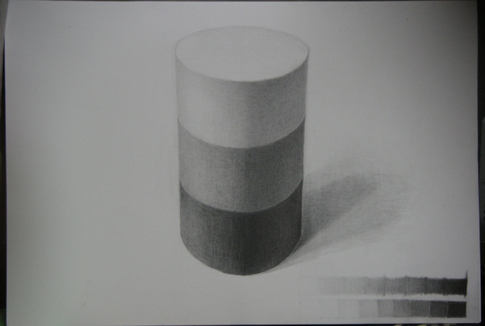 円柱(マーブル)3