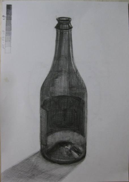 空き瓶(みどり)