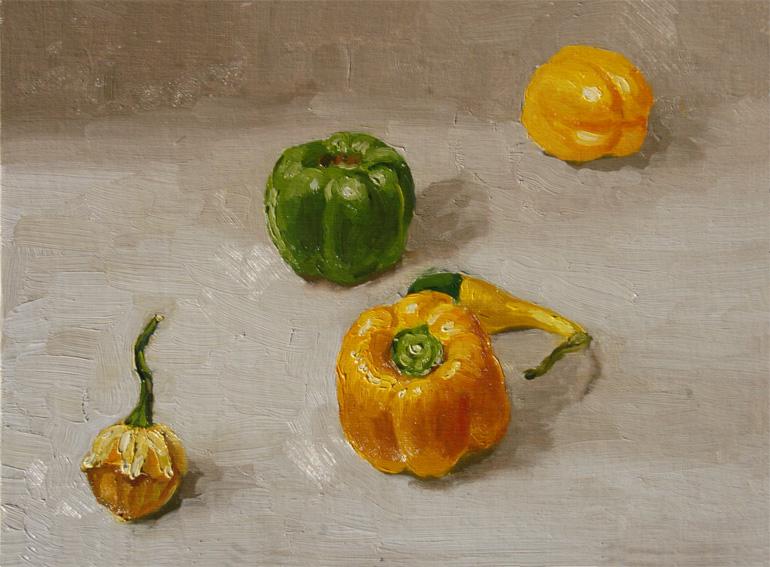 秋の野菜たち