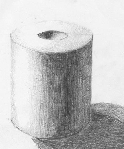空想の円柱