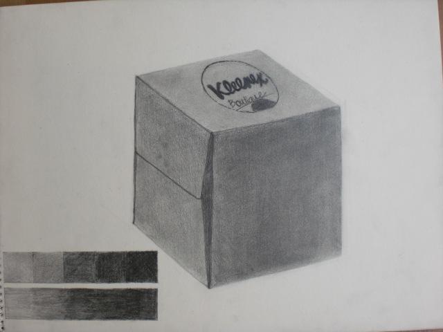 ティッシュ箱