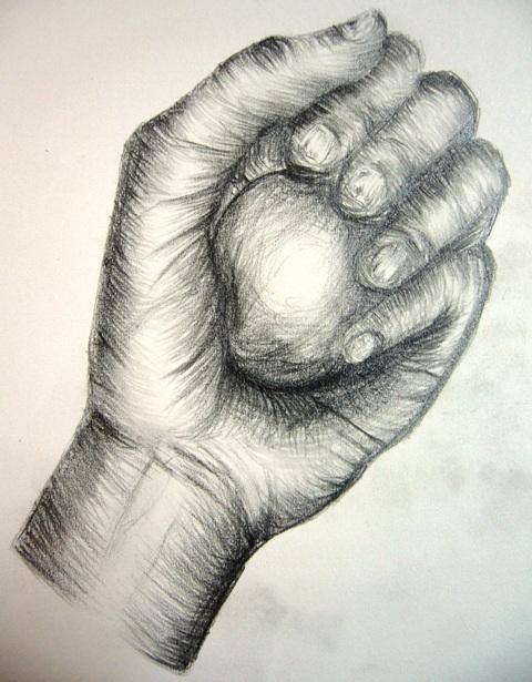 ピンボールと手