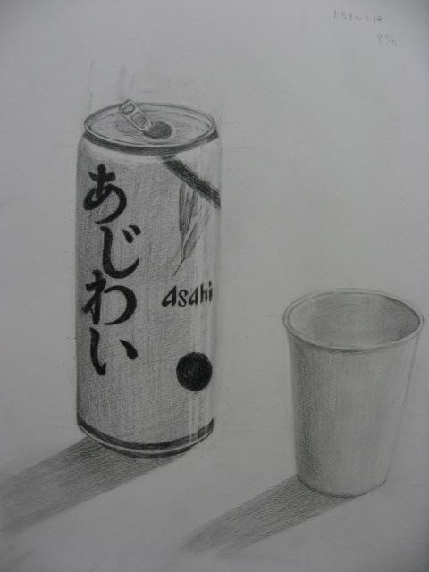 ビールと紙コップ