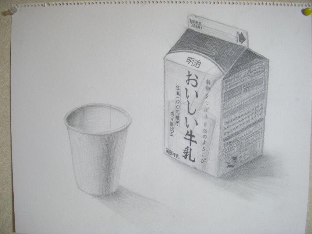 牛乳パック、紙コップ