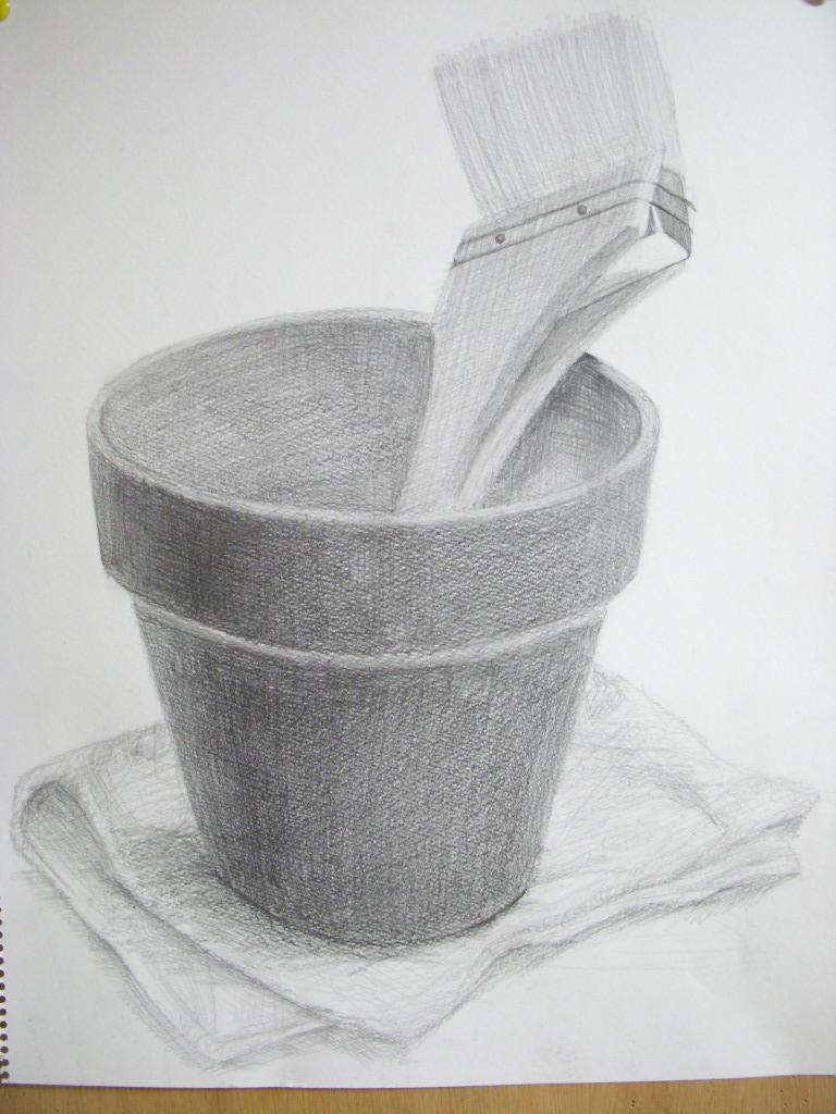 Re: 植木鉢、刷毛、雑巾