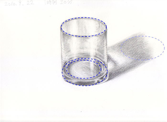 Re: ガラスのコップ