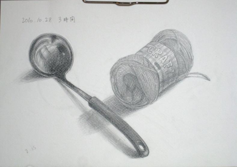 Re: お玉と毛糸