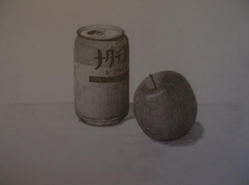 カン&りんご