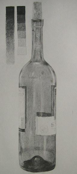 空のワインビン